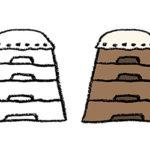 無料イラスト・フリー素材・かわいい手描き・跳び箱・とび箱・飛び箱